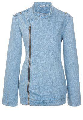 CASABLANCA - Kurtka jeansowa - niebieski