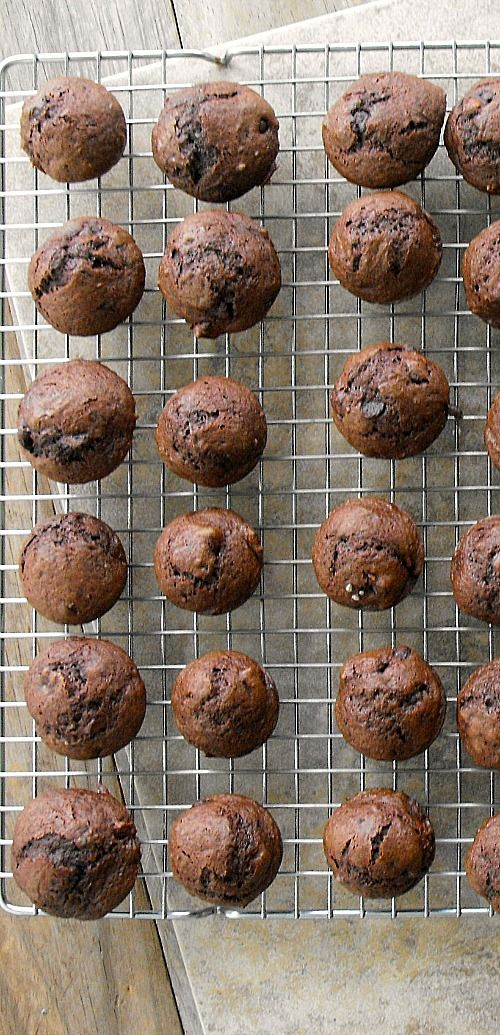 Copycat Costco Chocolate Chip muffins (mini sized)