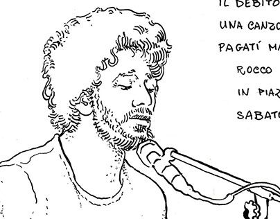 """@Behance : """"CARTOLINA DA PIAZZA MAGGIORE"""""""