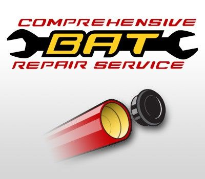 Bat End Cap Repair Service 39 95 Bat Repair Service