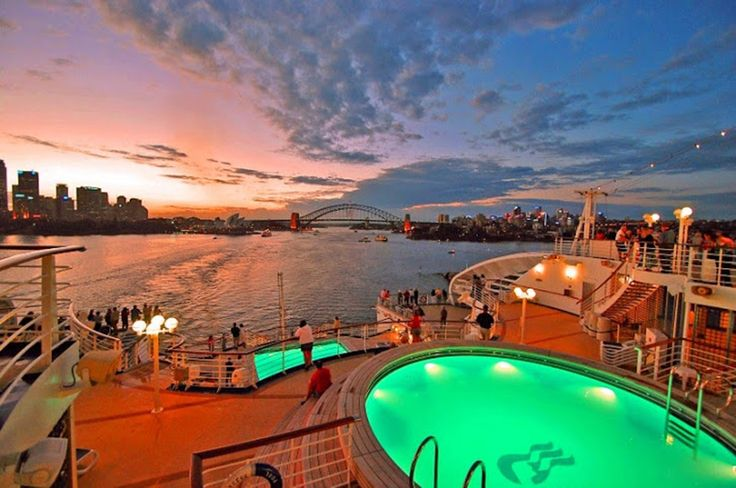 Sailing out of Sydney Harbour on a +Princess Cruises cruise! The fun doesn't stop when the sun goes down ;)  #Sydney #cruise #travel #cruisedeals #cruising #holidays2014 #holiday #holidays #luxurytravel #luxurycruise #luxurycruisedeals #luxurycruiseoffers #luxurycruising