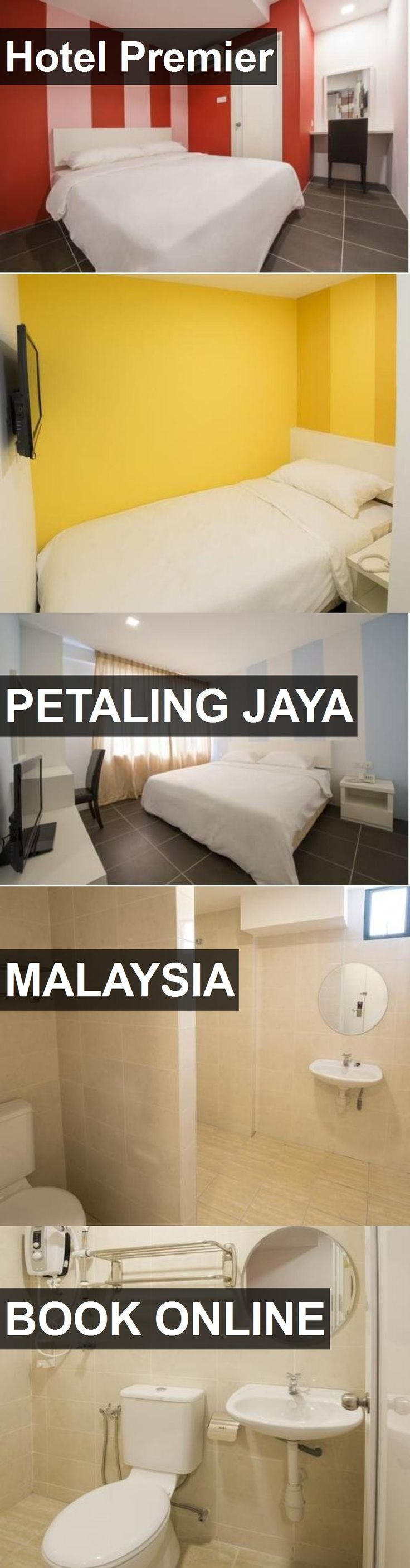 Hotel Premier in Petaling Jaya, Malaysia. For more information, photos, reviews and best prices please follow the link. #Malaysia #PetalingJaya #travel #vacation #hotel