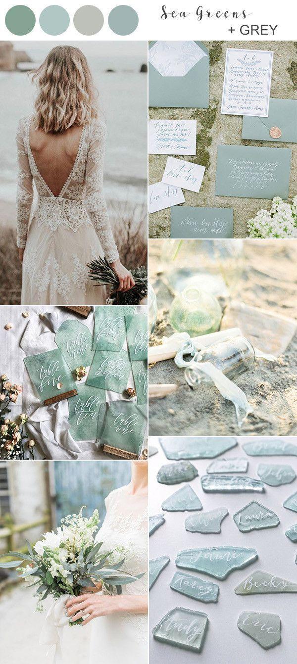 Top 10 Wedding Color Ideas For Spring Summer 2020 Beach Wedding