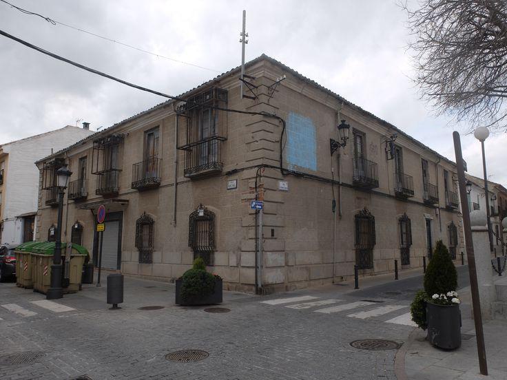 Illescas, Esquina de Calle Real, con Plaza de las Cadenas