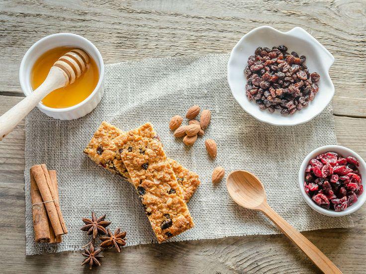 Avec les lectrices reporter de Femme Actuelle, découvrez les recettes de cuisine des internautes : Granola aux canneberges