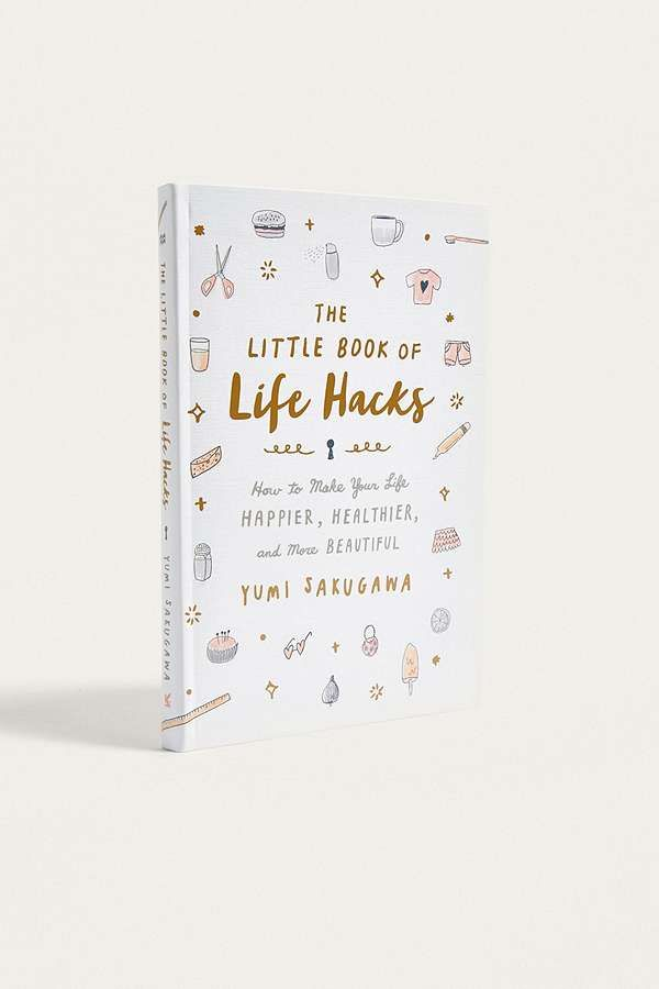 Slide View: 1: The Little Book of Life Hacks By Yumi Sakugawa