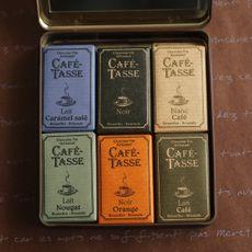 Heerlijke chocolade van Cafe Tasse