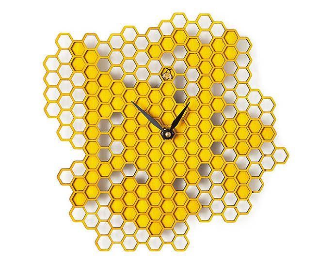 motív včelieho plastu