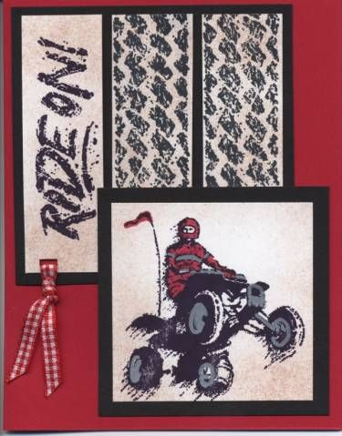 4 Wheelers Atv And Birthday Cards On Pinterest