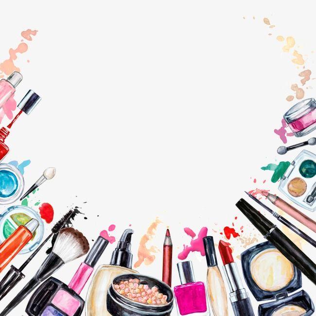 Creative Makeup Tools Makeup Clipart Tools Clipart Beauty Png Transparent Clipart Image And Psd File For Free Download Makeup Clipart Creative Makeup Makeup Illustration
