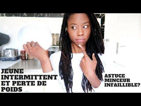 Jeûne Intermittent Pour Perdre Du Poids + Une Jou…