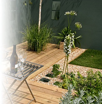 33 best images about jardin zen on pinterest gardens un and decks - Coin zen jardin ...