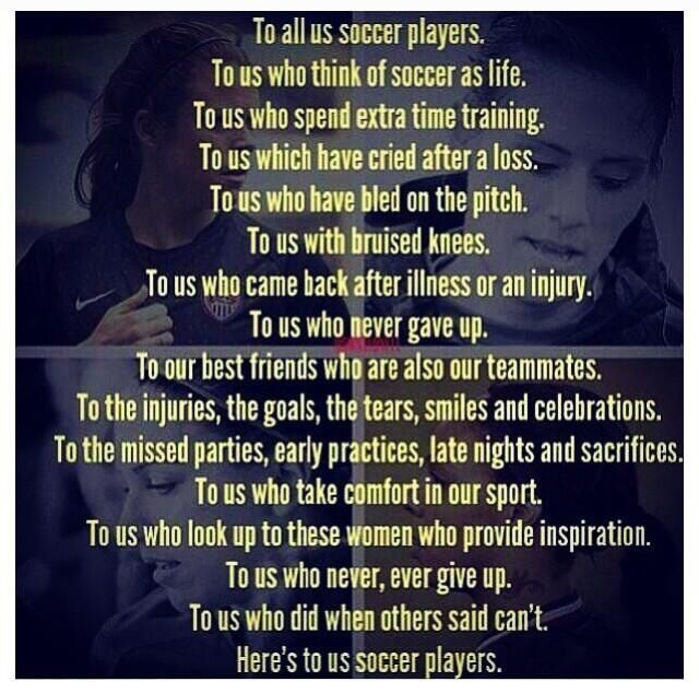 Us players a poem