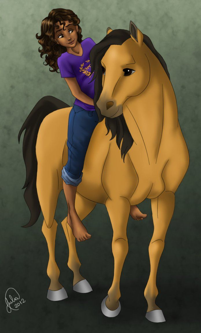 Hazel and Arion by ~juliajm15 on deviantART