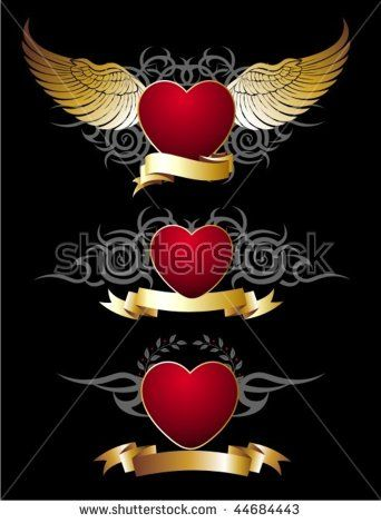 21 best broken heart with wings tattoo for women images on pinterest wing tattoos cool. Black Bedroom Furniture Sets. Home Design Ideas