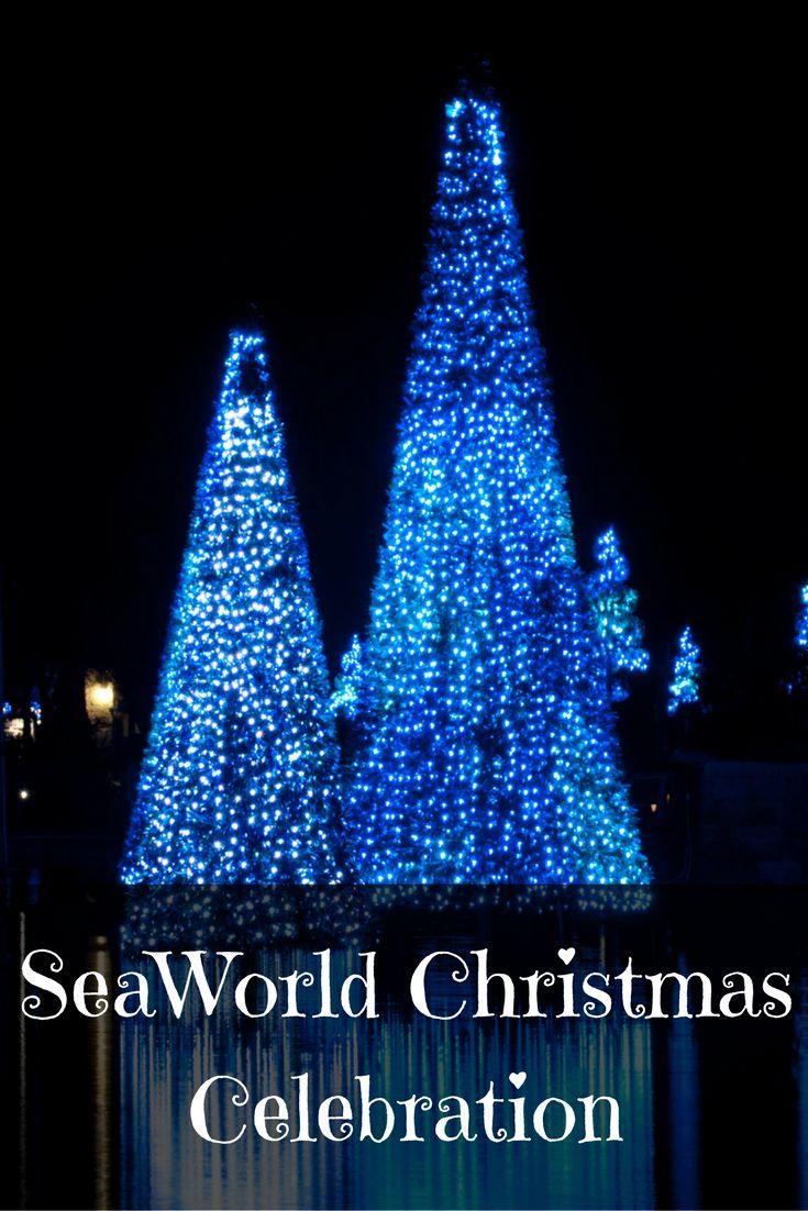 SeaWorld Christmas Celebration Brightens the Holidays