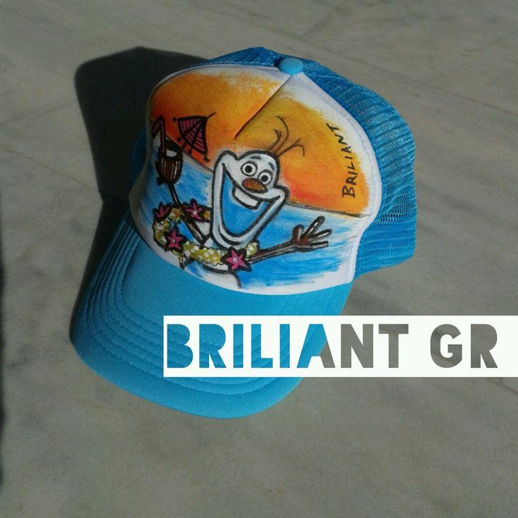 #briliantgr #FROZEN #fanart #briliantgr #olaf #brilianthatproject #briliant_gr http://briliantgr.blogspot.gr/