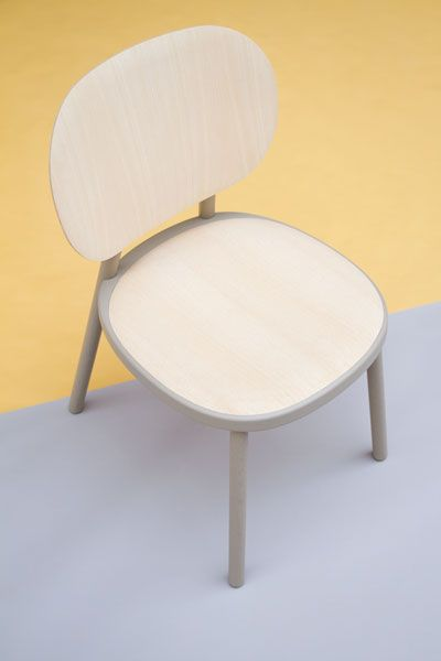 adayinthelandofnobody:  KITT Chair by STEFAN DIEZ...