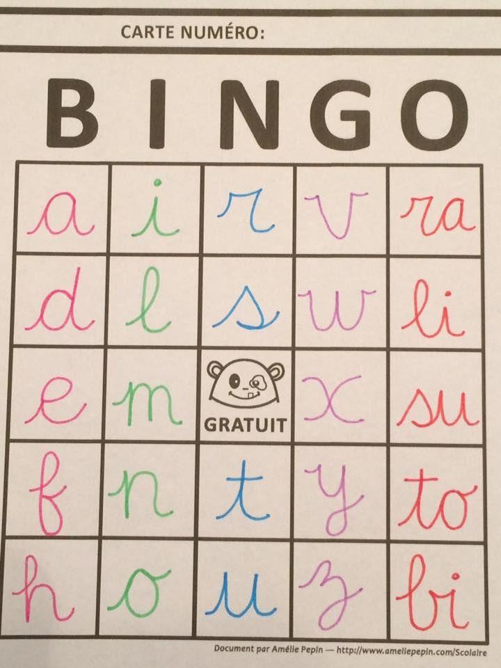 Célèbre Les 25 meilleures idées de la catégorie Cartes de bingo vierges  YC09