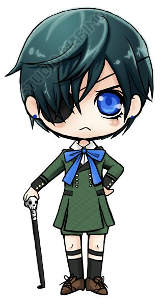 Hello! And welcome to the Black Butler Roleplay. I'm Ciel Phantomhive. This will be like the Attack on Titan roleplay. Only this time you can be characters from Black Butler. Come to me if you have questions.