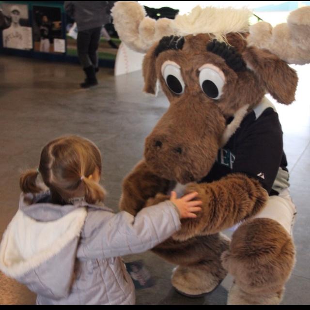 Happy girl #mariners #moose | Seattle Mariners | Pinterest ...