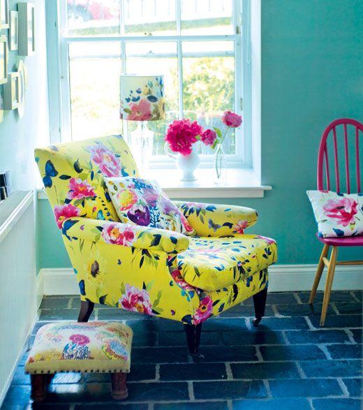 Homespun Style - by Selina Lake   Photography Debi Treloar (Ryland Peters & Small) BlueBellGray Designs