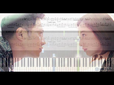 Once Again, Kim Na Young 金娜英 & Mad Clown 太陽的後裔 태양의 후예 (Piano Tutorial) S...