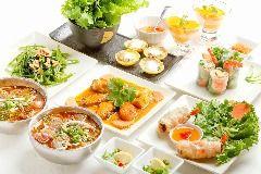ベトナム料理 バインセオサイゴン 有楽町店 - ぐるなび