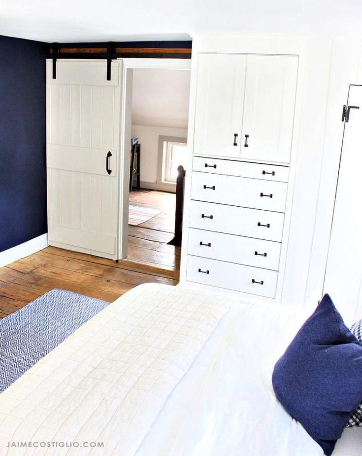 diy built in cabinets bedroom