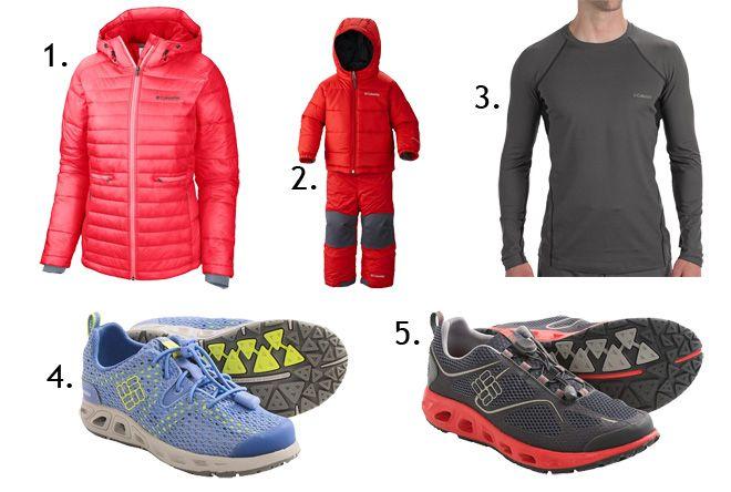 Columbia Sportswear Gear Giveaway!   Sierra Social Hub