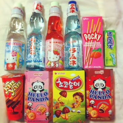 Japanese Snacks And Drinks O Panda Biscuits Are Amazing