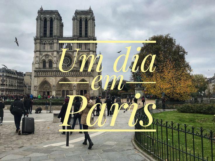 Um dia bem passado em Paris, com as cores de Outono a fazer companhia