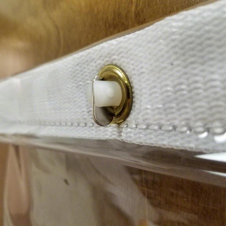 61ff40b9dd14ff135e6ae367226ab0f9 - Easy Gardener Shade Fabric Wood Fastener