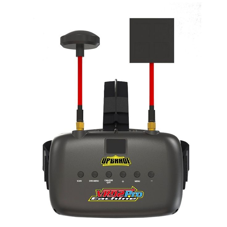 Eachine VR D2 Pro 5 Inches 800*480 40CH 5.8G Diversity FPV Goggles w/ DVR Lens Adjustable https://www.fpvbunker.com/product/eachine-vr-d2-pro-5-inches-800480-40ch-5-8g-diversity-fpv-goggles-w-dvr-lens-adjustable/    #planes