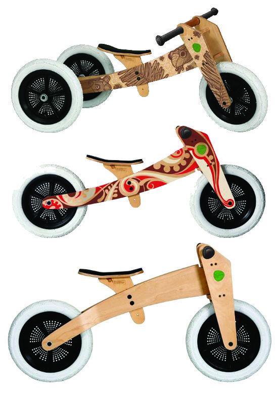 Wishbone Balance Bikes – Wollemi, Koru First Bikes for Kids – Best Design | Small for Big