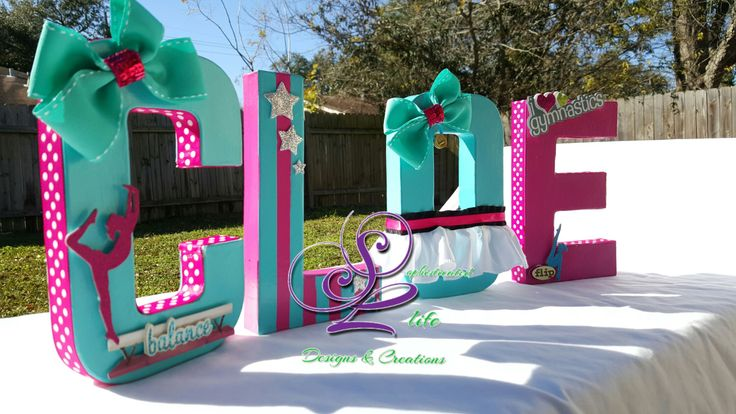Best 25+ Decorated Letters Ideas On Pinterest