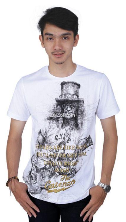 Kaos pria CPS 158 adalah kaos pria yang nyaman untuk dipakai...