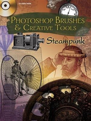 Photoshop Brushes & Creative Tools: Steampunk