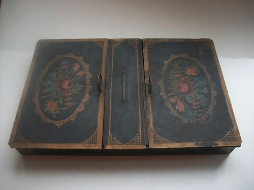 17 Best Images About Antique Writing Boxes On Pinterest