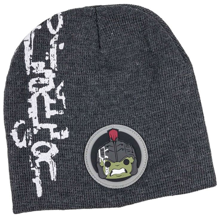 Marvel Collector Corps Thor Ragnarok Gladiator Hulk Beanie Hat - New.   https://www.ebay.com.au/itm/232655395419?ViewItem=&item=232655395419 OR https://www.supportivepc.com   #Marvel #Ragnarok #CollectorCorps #Collectibles