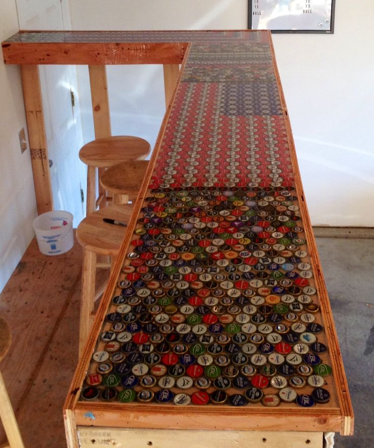 28 Best Images About Epoxy Bar Tops On Pinterest