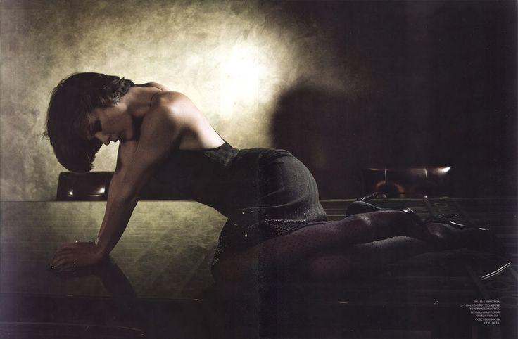 ☆ Milla Jovovich | Photography by Bleacher & Everard | For Harper's Bazaar Magazine Russia | December 2013 ☆ #Milla_Jovovich #Bleacher_and_Everard #Harpers_Bazaar #2013
