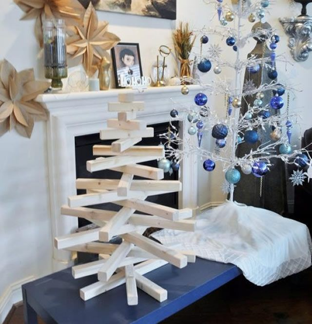 100 Alberi di Natale Fai-da-Te - Photo 95