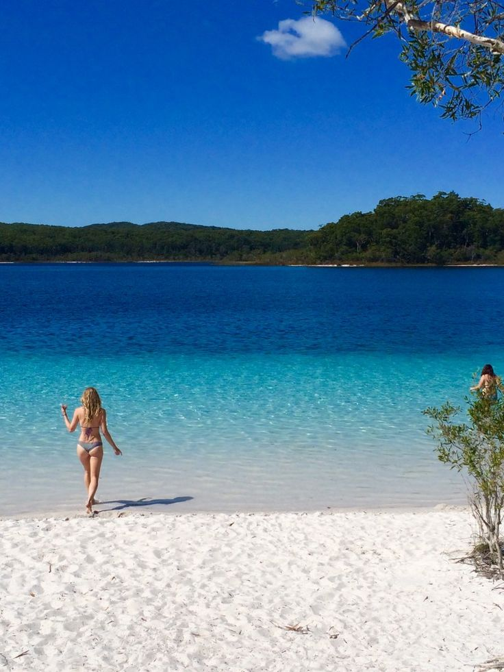 Top Activities on Fraser Island