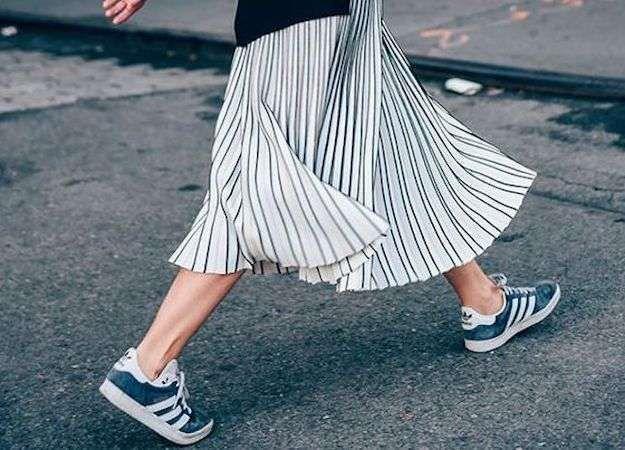 Zapatillas vintage: fotos de los modelos