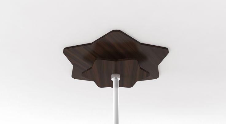 Fan for Fun, ceiling fans, suspension fan, hotel fan, wood fan
