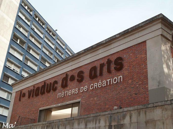 [Paris] le viaduc des arts