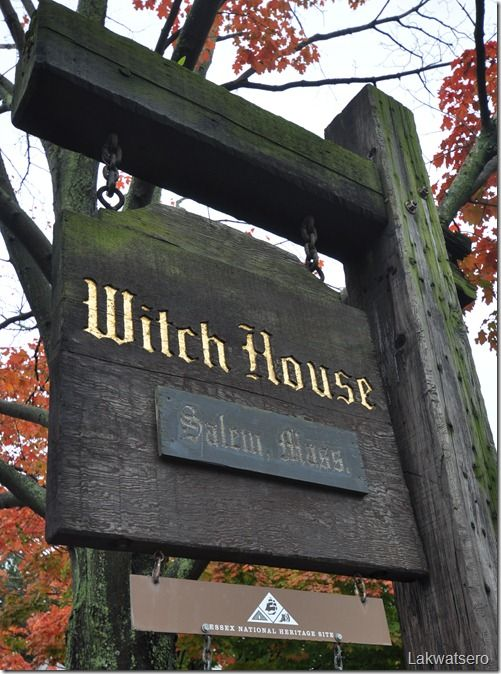 Magick Wicca Witch Witchcraft:  Salem Witch House, Salem, Massachusetts, USA.