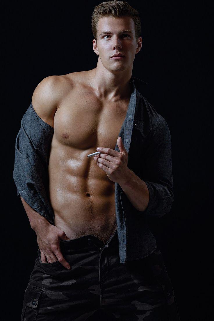 Model : Michael Dean  Photographer : Armando Adajar