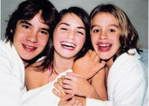 Los tres chiquitos de cris